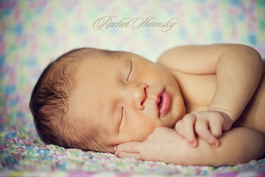 Rock Princess, Ileana newborn