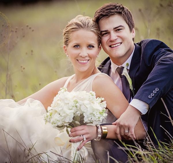 Courtney & Nick, a Lk. Angelus wedding