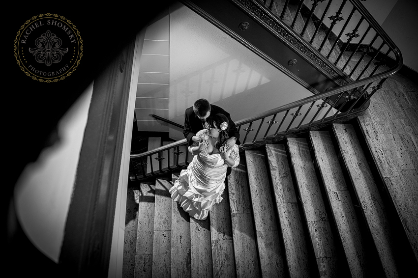 Carly & Chris, a Masonic Temple Wedding