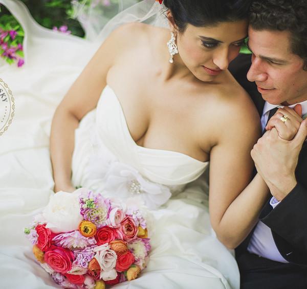 Heather and Brady, a Novi wedding