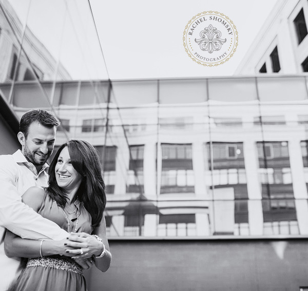 Angela & Randy, a Detroit Engagement