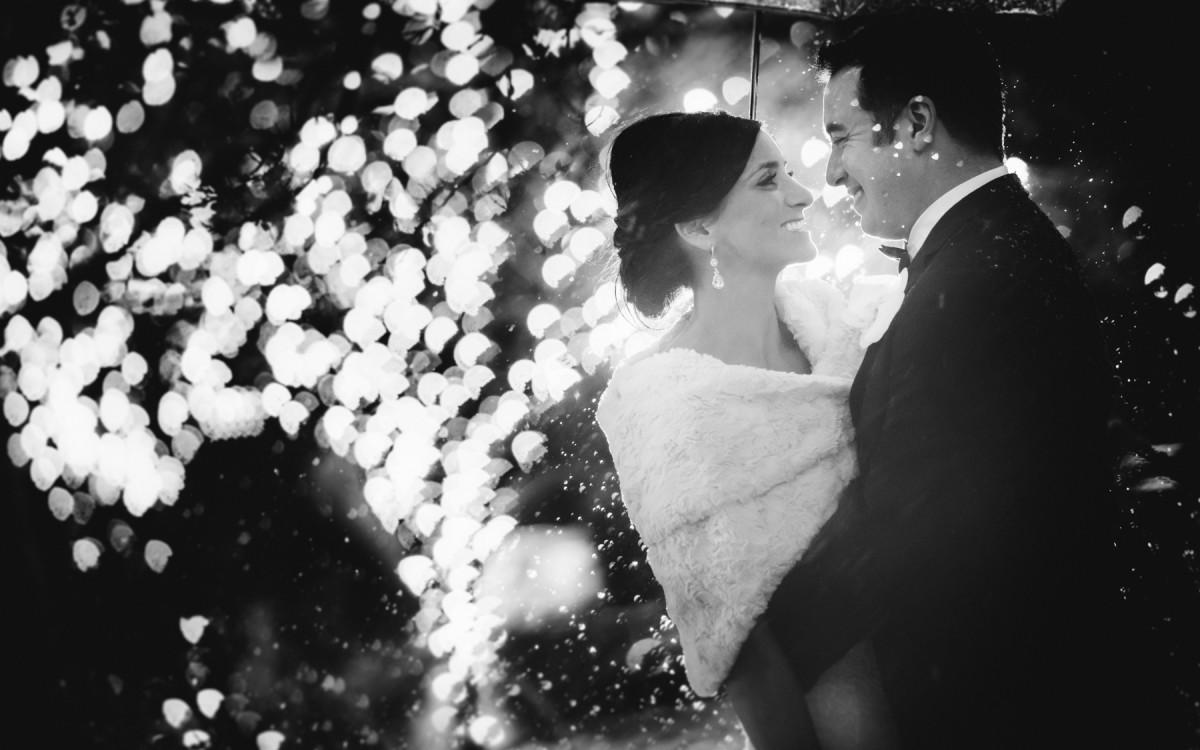 A Waterview Loft Wedding